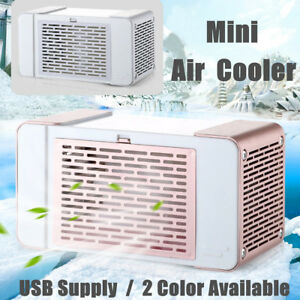 Genial Image Is Loading USB Mini Portable Air Conditioner Cooler Fan Personal