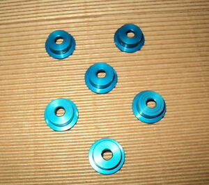 6X-DUCATI-CLUTCH-SPRING-PRESSURE-COLLARS-SET-M900-M1000