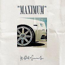 Maximum-von-KC-Rebell-amp-Summer-Cem-CD-Zustand-gut