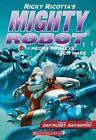 Ricky Ricotta's Mighty Robot vs. the Mecha-Monkeys from Mars (Book 4) by Dav Pilkey (Paperback / softback, 2014)