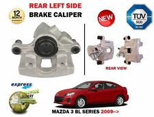 Para Mazda 3 BL 1.6 2.0 2.3 TD MPS TURBO 2009 - > NUEVO TRASERO Pinza De Freno De Lado Izquierdo