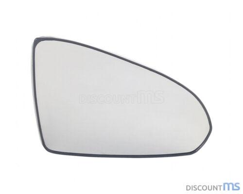 Miroir de verre droit chromé convexe Pouvant être Chauffé Pour Nissan 96365au415