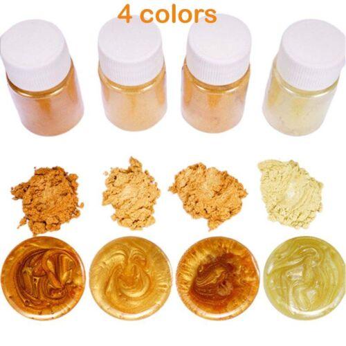 20 Colors Luminous Powder Resin Pigment Resin Epoxy UV Dye DIY Making Jewelry