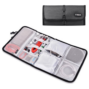 Electronic-Accessories-Cable-Organizer-Bag-Travel-USB-Charger-Storage-Case-TK308
