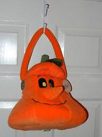Bestever 12 Trick Or Treat Pumpkin Bag new With Pumpkin Top