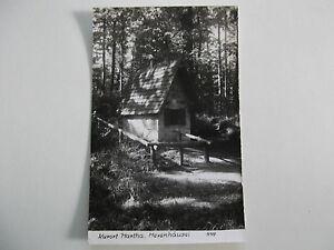2293-Postkarte-alt-Ansichtskarte-Kurort-Hartha-Hexenhaeusel-Stadt-Tharandt