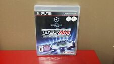 ** Pro Evolution Soccer 2014 (Sony PlayStation 3, 2013) PES - BRAND NEW & SEALED