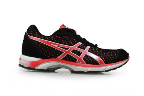 Coral Trainers Black mujer T2h6n9031 Ayami White para Illusion Asics wXqxptYw