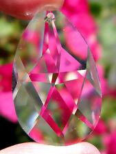 SWAROVSKI Austrian Crystal Pendant Prism Teardrop Christmas Ornament SunCatcher
