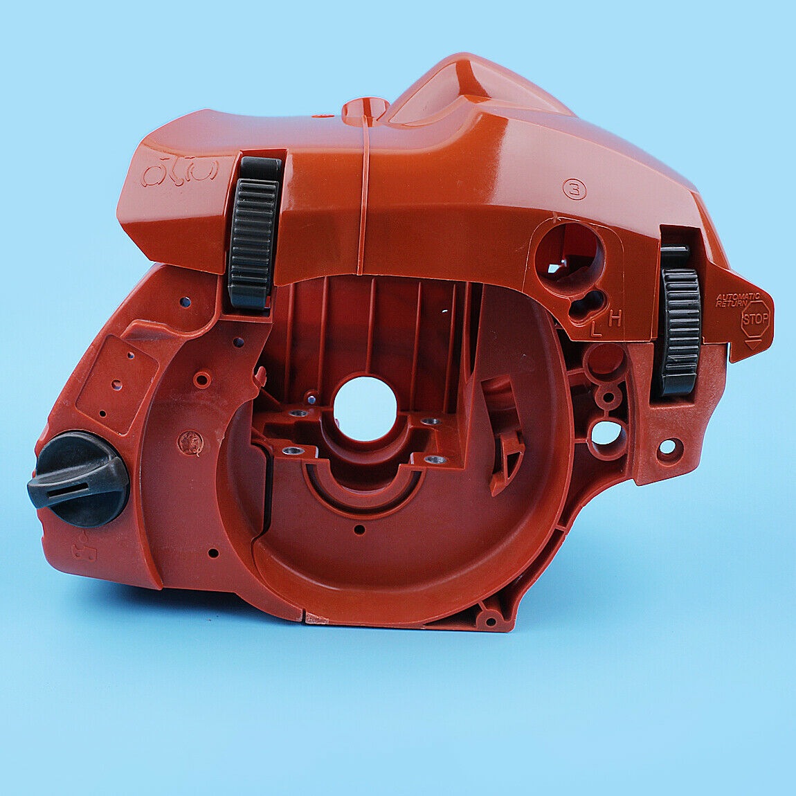 Gas Fuel Oil Tank Cap Kit For Husqvarna 440 440E 445 445E 450 450E Chainsaw
