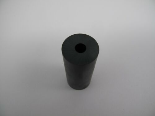 O 20mm X W orifice Boron Carbide Sandblasting Nozzle L 7 mm 45mm X
