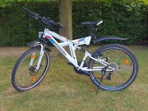 Zuendapp-Fahrrad-26-034-MTB-Fully-knapp-2-Jahre-alt-sehr-guter-Zustand