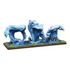 Mantic Games Kings of War NUOVO con scatola acqua elementare REGGIMENTO mgkwr 402