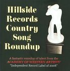 Hillside Records Country Song Roundup by Various Artists (CD, 2009, Hillside)