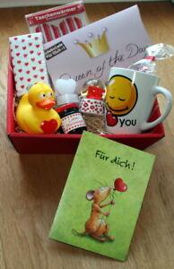 Valentinstagsgeschenke Liebe Geschenke Set Valentinstag Geschenke