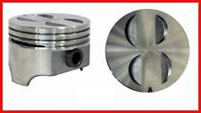 Ford 289302 Piston And Ring Set Flat Top