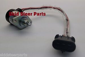 Details about BOBCAT SKID STEER FUEL SHUT OFF SOLENOID SWITCH A300 S220  S250 S300 S330 LOADER