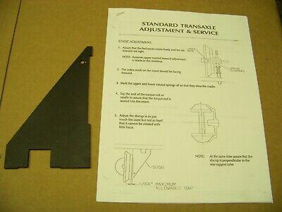 Harnisch Company FB600-10B Residential Flush Bolt