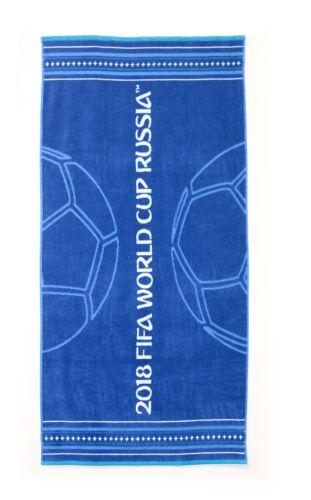Offizielles FIFA Russia WM 2018 Fußball Handtuch Badetuch Goal World Cup Towel