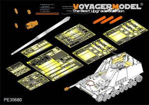 Voyager-1-35-WWII-SdKfz-164-Nashorn-Detail-set-w-Gun-Barrel-for-Tamiya-35335
