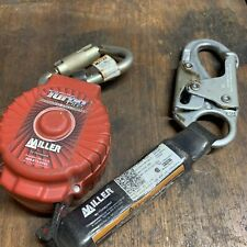 Honeywell Miller Turbo Lite Personal Fall Limiter Protection 6ft