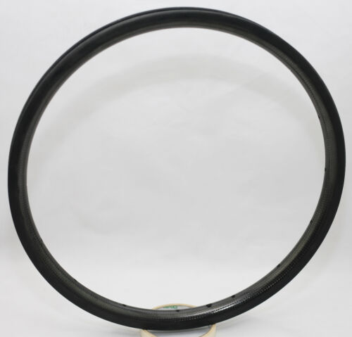"HYLIX 16/""-349mm-Carbon Clincher Wheel Rim fit Brompton/&Bike Friday Tikit-175g"