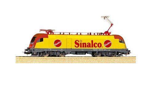 PIKO 57483 E-Lok BR 182 Taurus Sinalco #22008