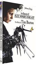 DVD *** EDWARD AUX MAINS D'ARGENT *** ( neuf sous blister )