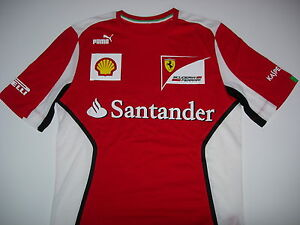 ferrari shirt vettel kids asp t p official scuderia