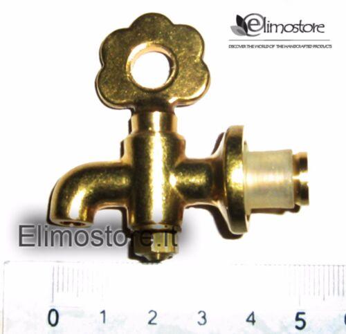 New Brass cock tap taps spigot faucet for Oak cask Barrel barrels Ø 11 mm