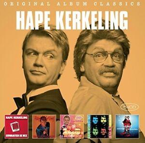 HAPE-KERKELING-ORIGINAL-ALBUM-CLASSICS-5-CD-NEU