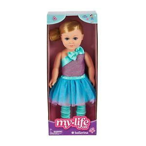 My-Life-As-18-034-Ballerina-Doll-Blonde-Hair-Retired-VHTF-Sold-out-in-stores