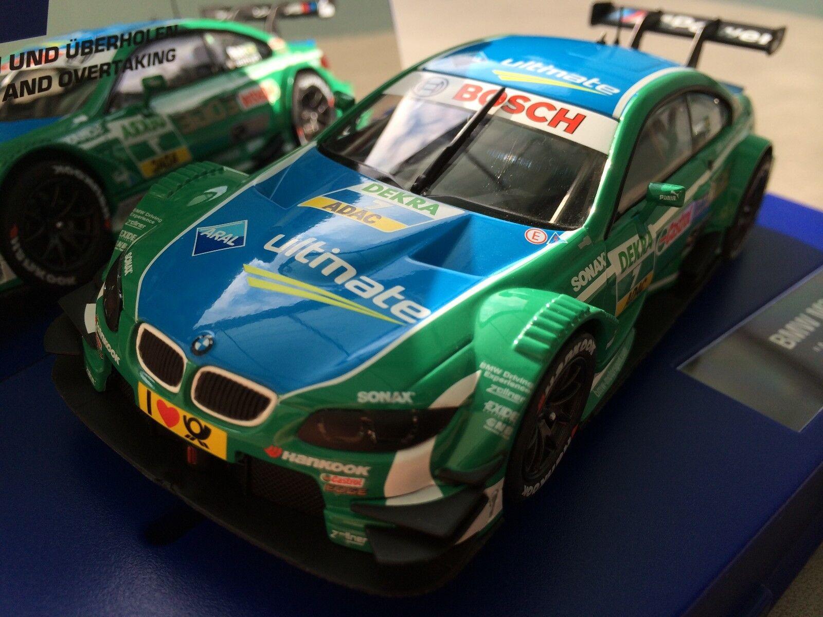 Carrera Digital 132 30673 BMW M3 DTM   A.Farfus, N 7   LUCE NUOVO conf. orig.