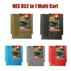 852-in-1-Forever-Duo-NES-Games-Nintendo-Cartridge-Multi-Cart-405-amp-447-in-1