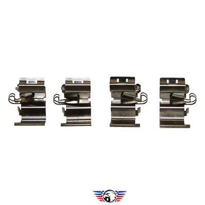 Fit 2015-2016 Chrysler 200 Rear PowerSport Blank Brake Rotors+Ceramic Brake Pads