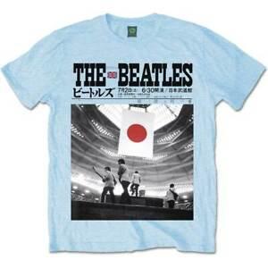 The-Beatles-Live-At-The-Budokan-Official-Merchandise-T-Shirt-M-L-XL-Neu