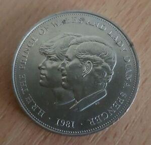1981 five pound coin