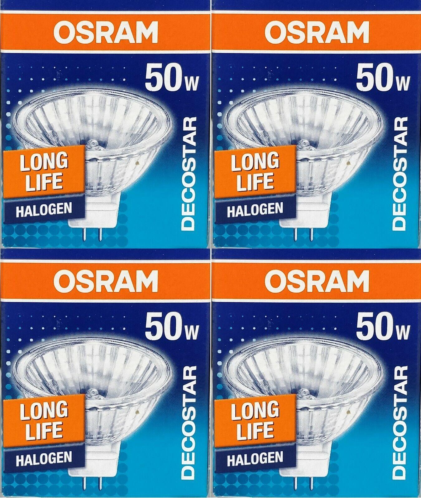 9x 50W MR16 GU5.3 12V Halogen Dichroic UV Filter Dimmable Spot Light Bulbs Lamps