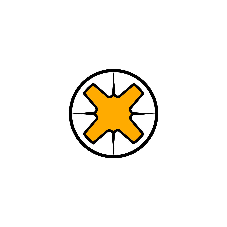 SPAX Senkkopf 4.0x 55 Teilgewinde Pozidriv 2 Yellox mit mit mit Bewertung | Spaß  a32107