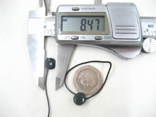 Chaîne balise court Réutilisable Verrouillage Sac Bijoux labeling fastener fournitures de marquage