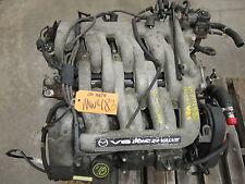 25l Engine Motor For 00 01 Mazda Mpv 2500 V6 Vin G Y Low Emmis Cylinder Head