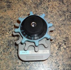 Minolta microfilm microfiche lens Type 2 zoom 13x - 27x for RP603Z RP605Z etc.