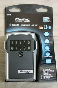 Master-Lock-5441D-Bluetooth-Wall-Mount-Lock-Box
