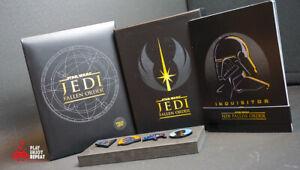 Star-Wars-Fallen-Orden-Exclusivo-Iluminacion-Caja-Coleccionista-Edicion-No-Juego