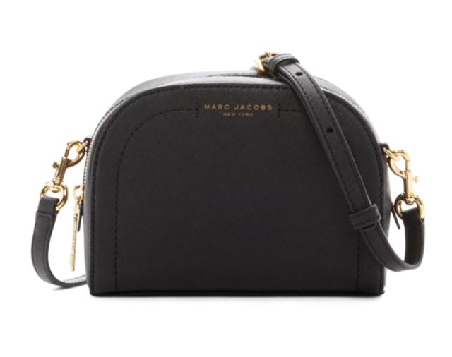 c35e0e4250 Marc Jacobs Playback Leather Crossbody Bag Black M0011341 for sale ...