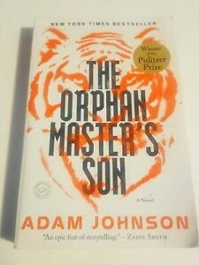 Book-The-Orphan-Master-039-s-Son-by-Adam-Johnson-used
