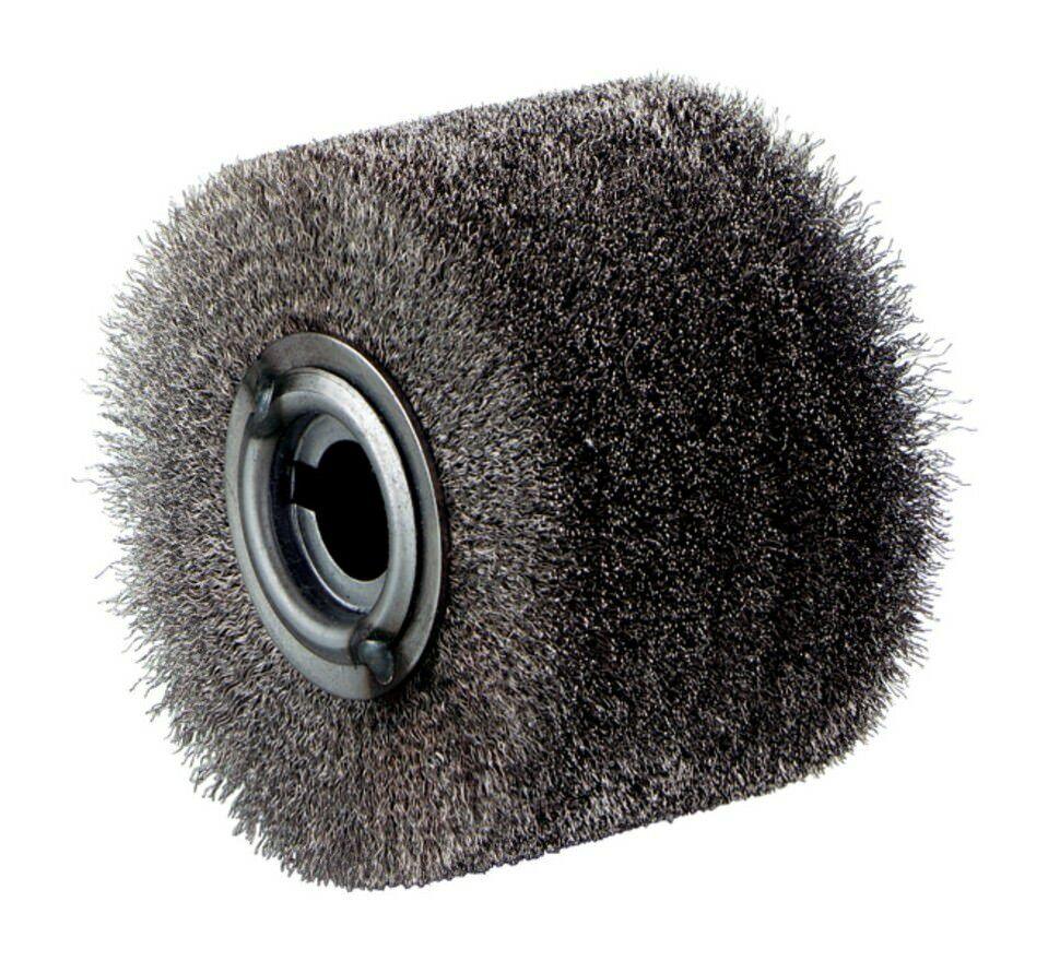 Metabo Stahldraht-Rundbürste Inox 100x70mm Draht 0,20mm für SE 12-115 623503000
