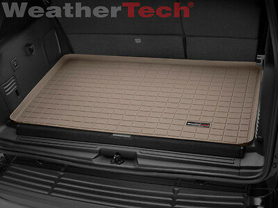Weathertech Cargo Liner Trunk For Expedition El Navigator L Small Tan Ebay