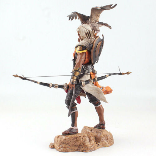 Assassin Creed Origins Bayek Protector Of Egypt PVC Statue Figure Model Toy