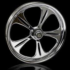 "Harley  32"" Inch Chrome Custom wheel ""The Raptor""  by FTD Customs"